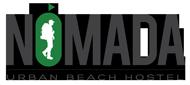 Nomada Urban Beach Hostel, San Juan Logo